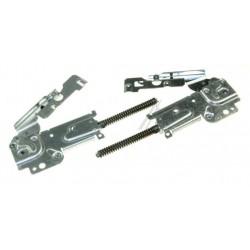 Kit de Charnières de Porte pour Lave-Vaisselle 911D92-2T AEG