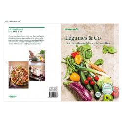 Livre Légumes & Co pour Thermomix TM5 Vorwerk