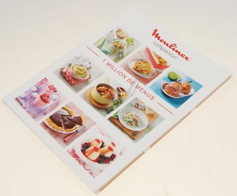 Livre 1 Million De Menus MOULINEX Cuisine Companion PDF ENVOI RAPIDE
