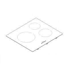 Plaque Vitroceramique pour Table de Cuisson Siemens