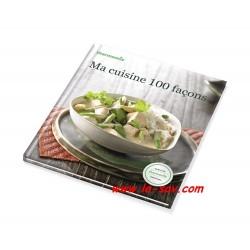 """Livre Vorwerk """"Ma cuisine 100 façons"""""""