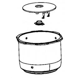 Contre Cuve pour Cuiseur programmable WMF