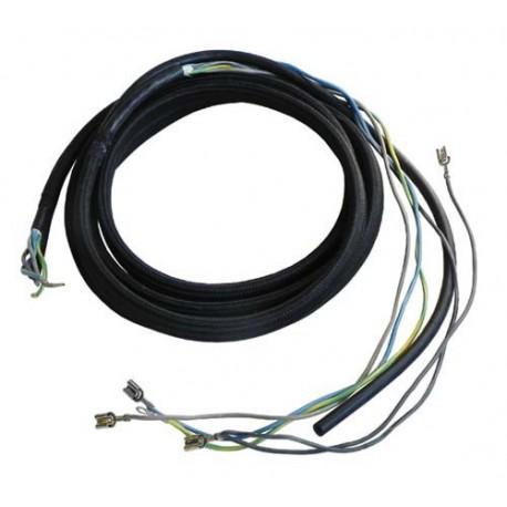 cordon cable tube vapeur 3 m pour centrale vapeur. Black Bedroom Furniture Sets. Home Design Ideas