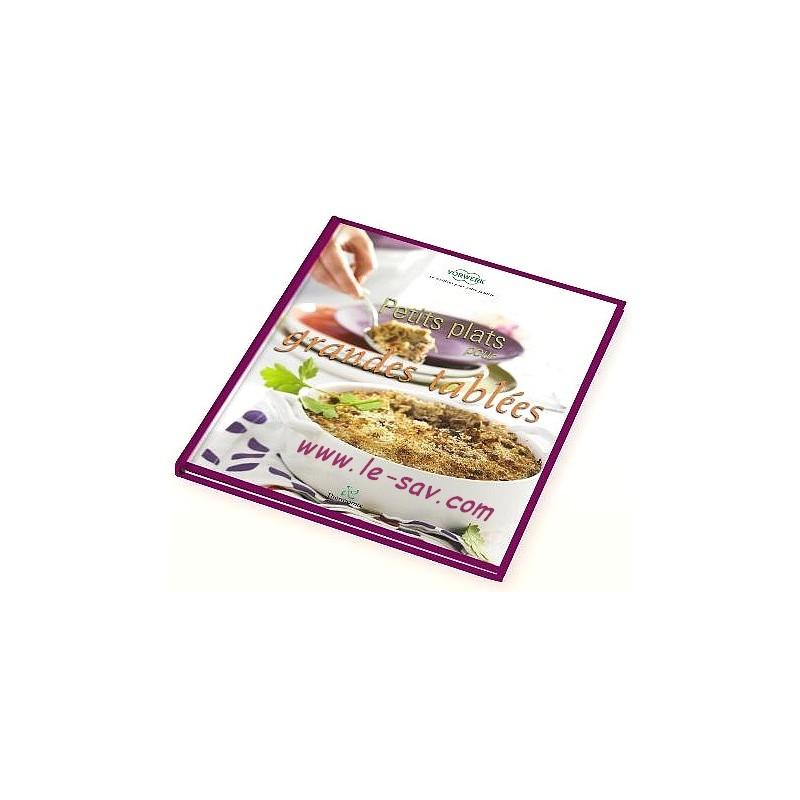 Livre vorwerk petits plats pour grandes tabl es le sav - Petits plats pour grandes tablees pdf ...