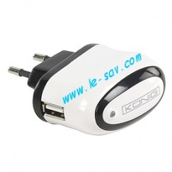 Chargeur Mural USB Universel