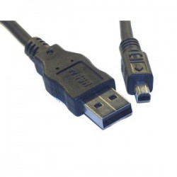 Cable USB / mini USB