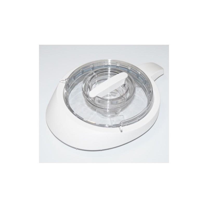 Couvercle blanc pour blender chauffant soup co moulinex le sav vent - Blender chauffant vorwerk ...