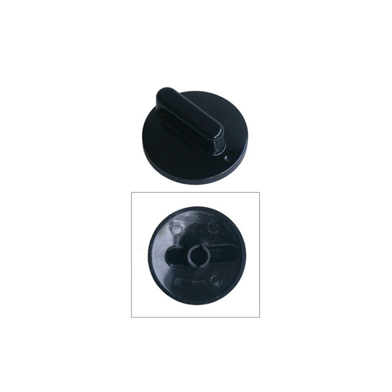 bouton minuterie noir pour cuiseur vapeur invent inox. Black Bedroom Furniture Sets. Home Design Ideas