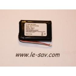 Batterie rechargeable GPS VDO MA2020 série MS