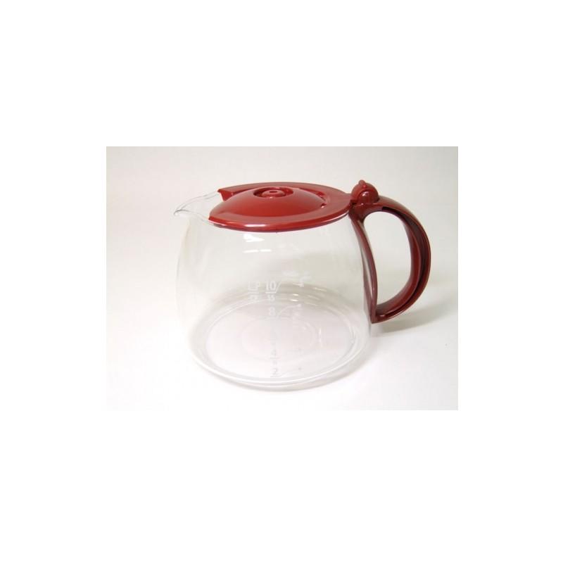 Bol / verseuse 15 tasses en verre avec couvercle anti-goutte pour ...