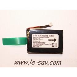 Batterie rechargeable GPS VDO MA3060 série PN/NS