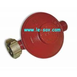 Détendeur pour bouteille propane standard