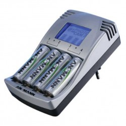 Chargeur pour Accus, Batteries, Piles Rechargeables