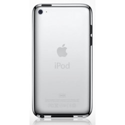 Coque arriere + vitre LCD pour ipod touch 4