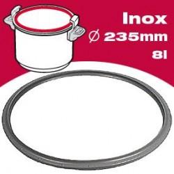 Joint diamètre 235mm pour Autocuiseurs Optima / Classic / Sensor 8L Seb