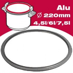 Joint autocuiseur 4,5/6/7,5l. Seb Optima / Sensor 1 Alu