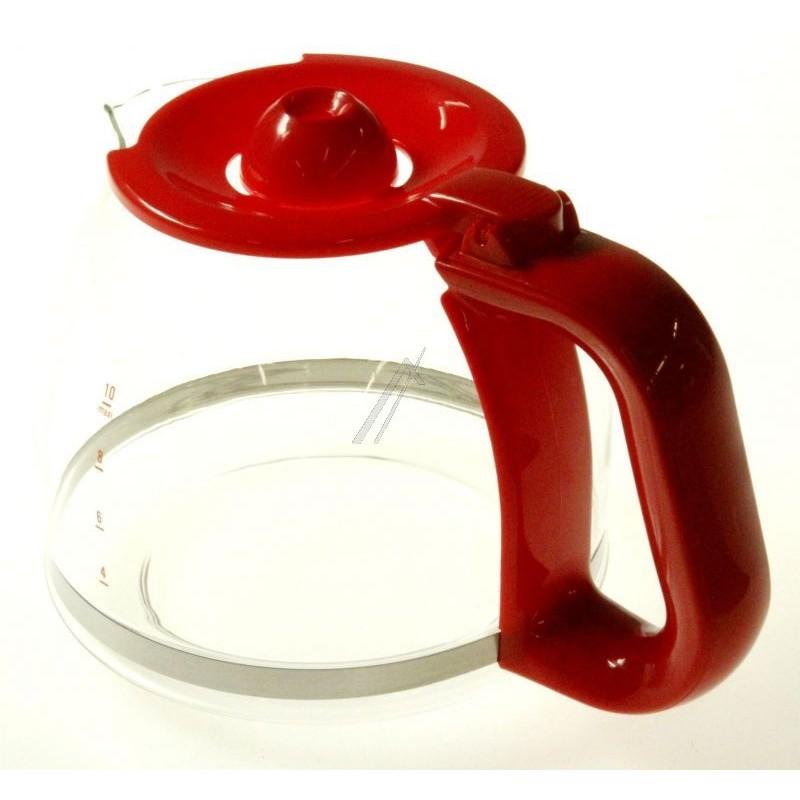 Verseuse rouge 12 tasses pour cafeti re noveo rouge - Livre thermomix ma cuisine 100 facons ...