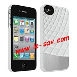 Coque silver pour Iphone 4 & 4S