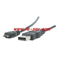 Cable USB / micro USB