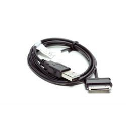 Câble USB de 1m avec Prise USB et Prise pour Galaxy Tab / Note Samsung