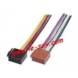 Cables avec prises iso alimentation + HP