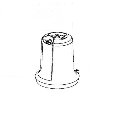 boitier sup rieur rouge pour hachoir multi moulinette moulinex. Black Bedroom Furniture Sets. Home Design Ideas