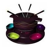 appareil fondue color tefal le. Black Bedroom Furniture Sets. Home Design Ideas